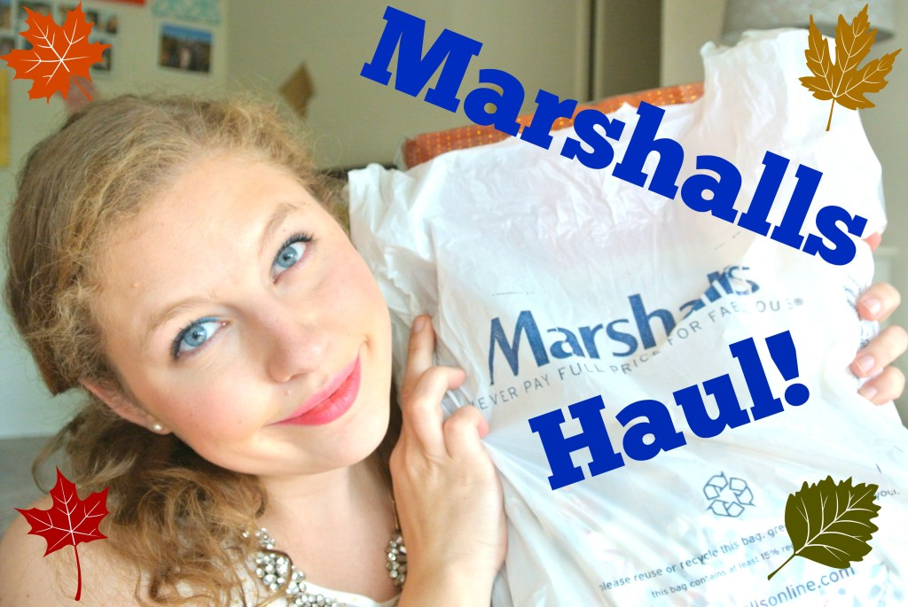 Marshalls Fall Haul