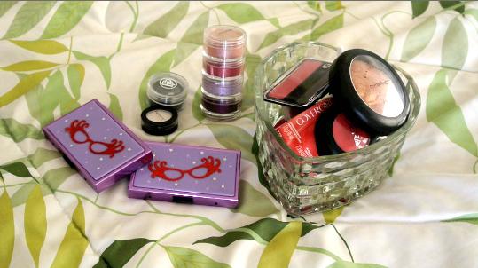 Makeup Stash Decluttering