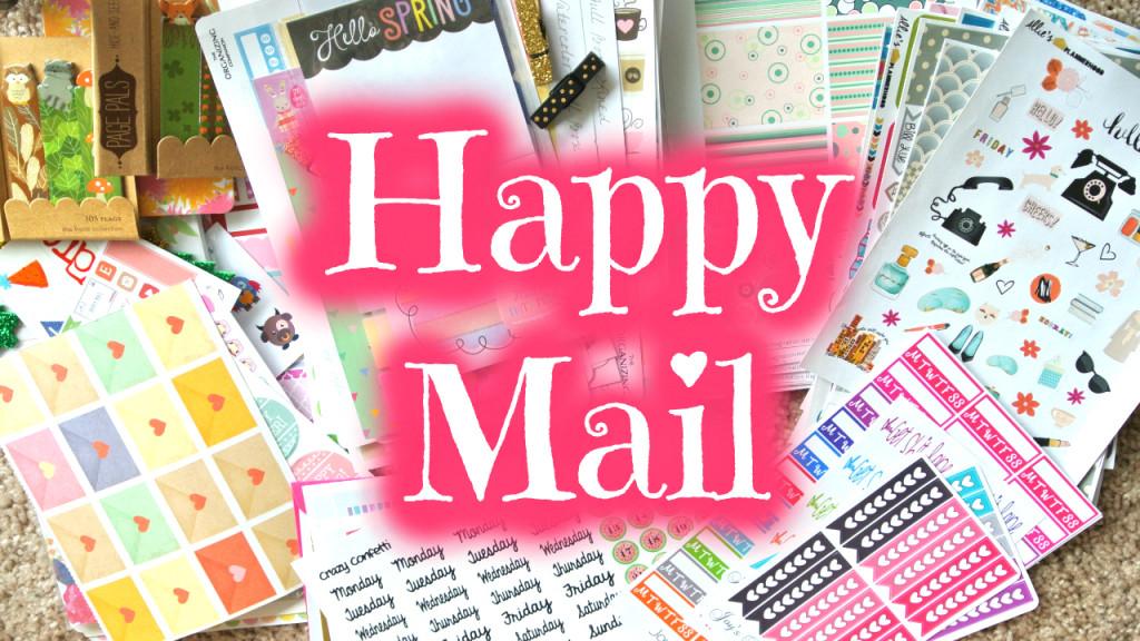 Happy Mail ❤